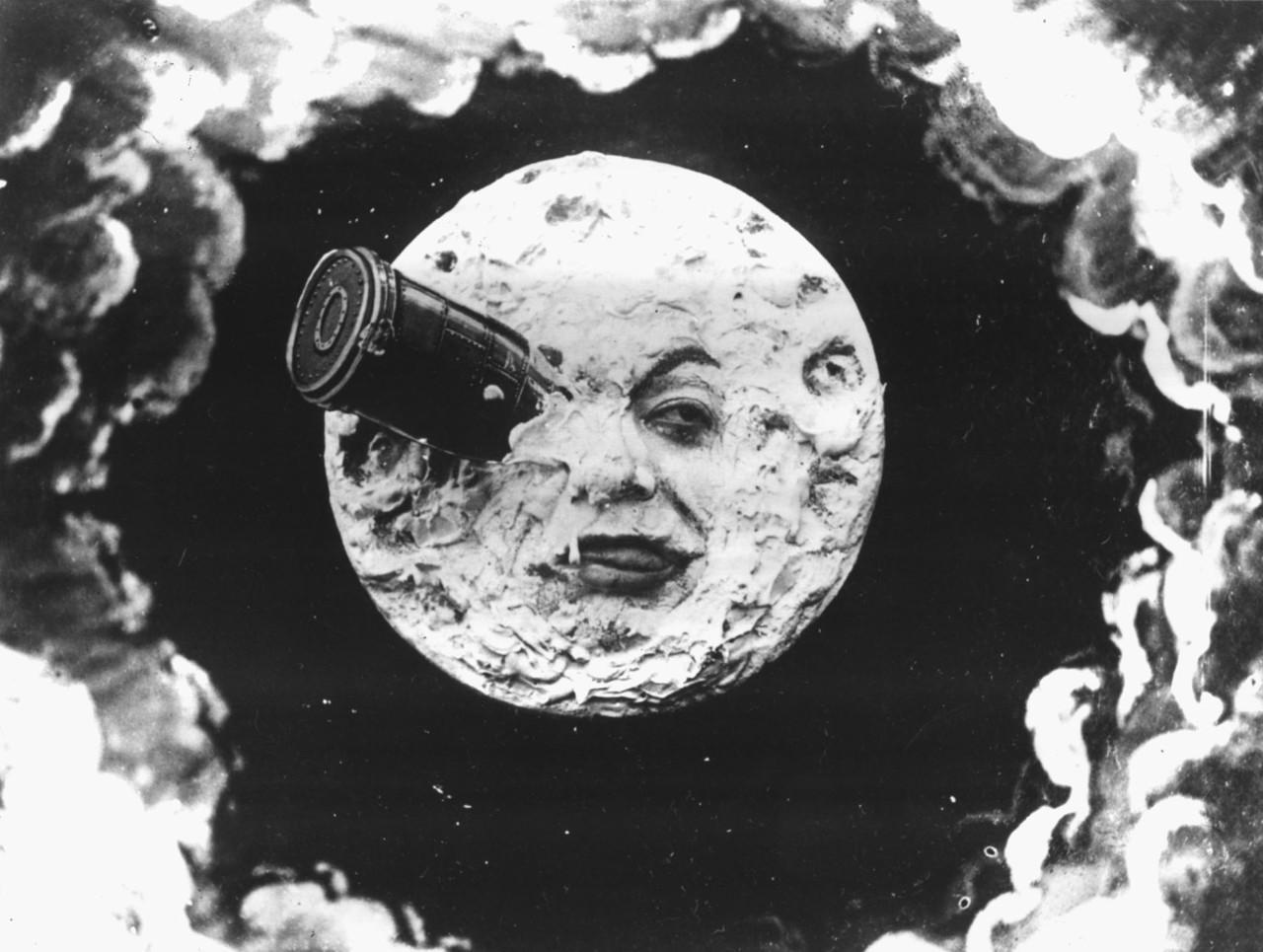 Georges Méliès - viagem a lua