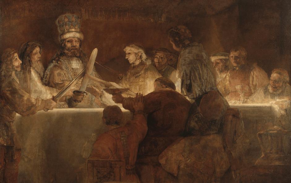The Conspiracy of Claudius Civilis