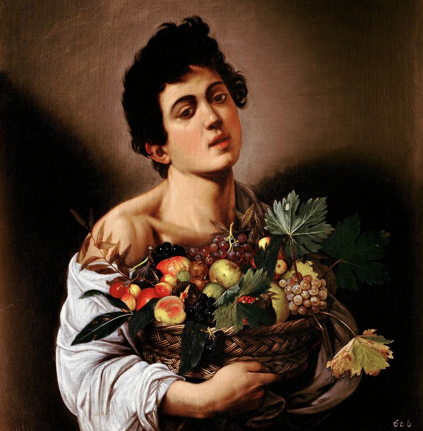 Resultado de imagem para caravaggio obras