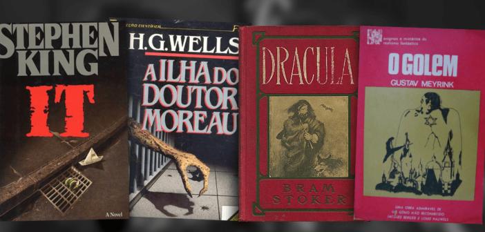 livros de terros classicos