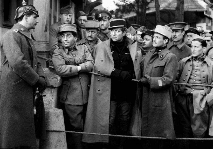 A Grande Ilusão (Jean Renoir, 1937)