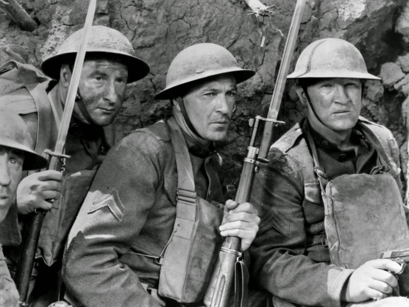 Sargento York (Howard Hawks, 1941)