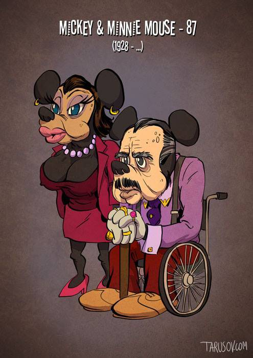 Old Disney - Andrew Tarusov Link: https://www.facebook.com/tarrusov Link: http://www.tarusov.com/ Link: https://instagram.com/askandy/