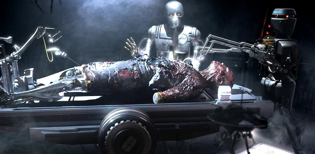 3ac66f697 A Ciência de Star Wars - Cibernética e Medicina