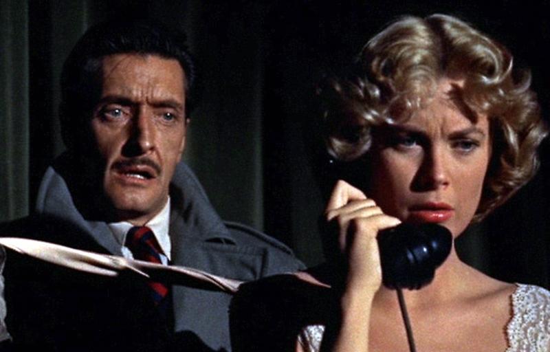 Alfred Hitchcock - Disque M para matar