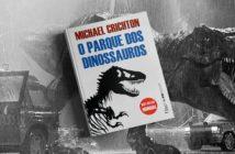 livro parque dos dinossauros 1990