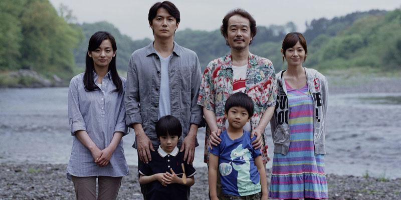 Pais e Filhos filme 2013