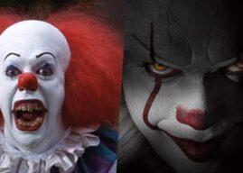 """Primeira imagem do novo palhaço Pennywise para o remake de """"IT"""" é revelada"""