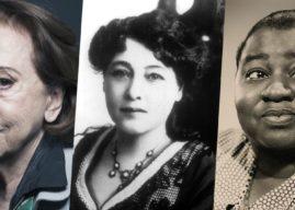 8 mulheres que revolucionaram o cinema