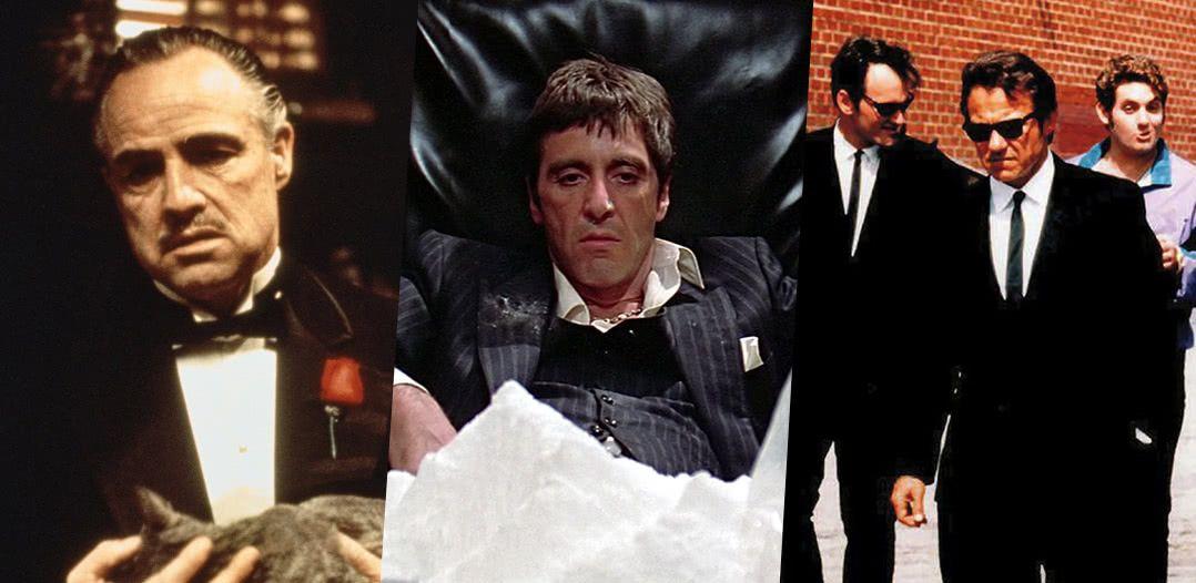 Os 20 Melhores Filmes Gangster Dos Anos 70 80 E 90 Canto