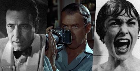 A velha Hollywood em 30 filmes para iniciantes