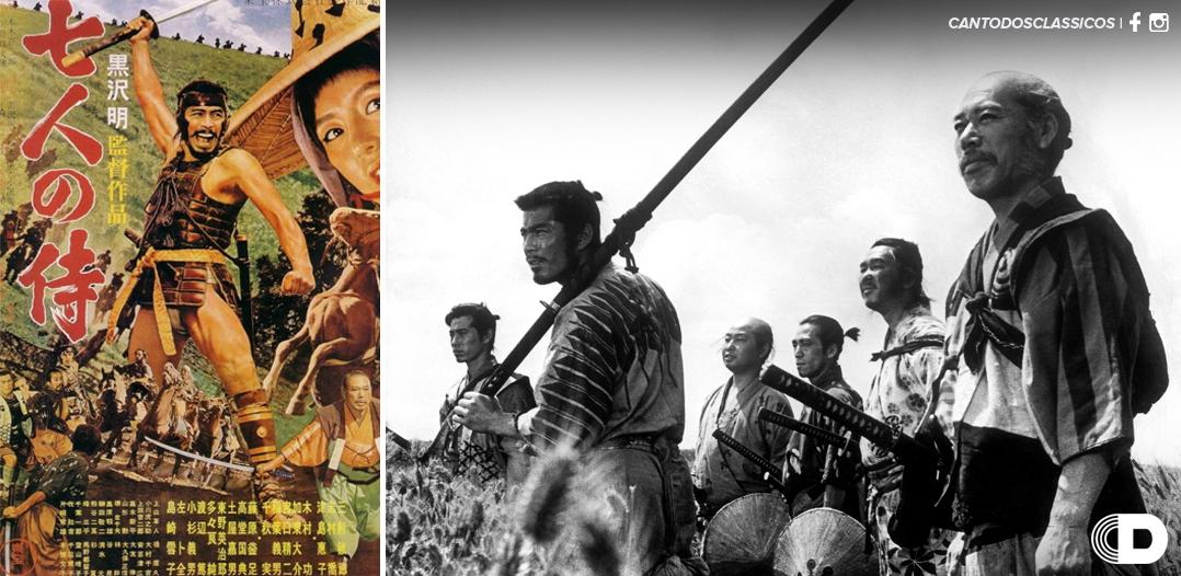 Akira kurosawa os sete samurais