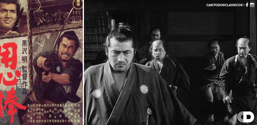akira kurosawa Yojimbo - O Guarda-Costas