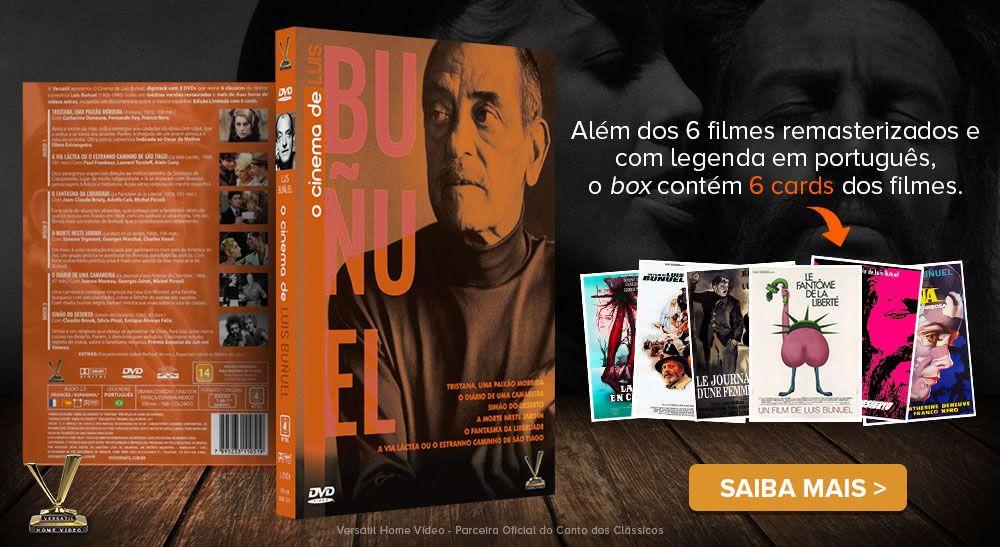 Luis Buñuel Versatil DVD