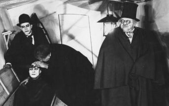 O Gabinete do Dr. Caligari (1920) Direção: Robert Wiene