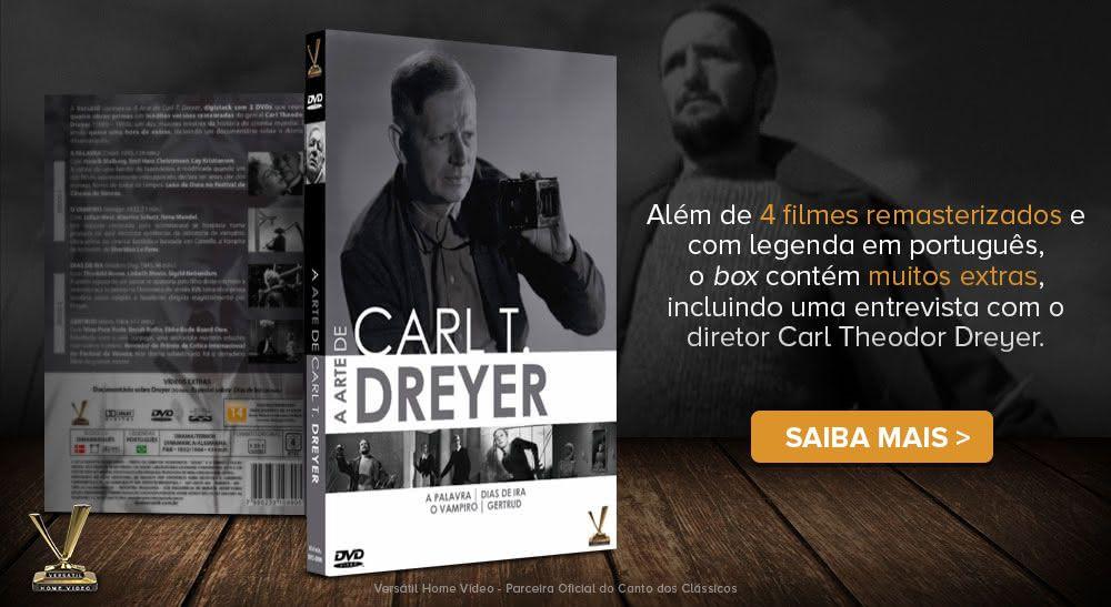 Carl Theodor Dreyer Versátil Home Vídeo