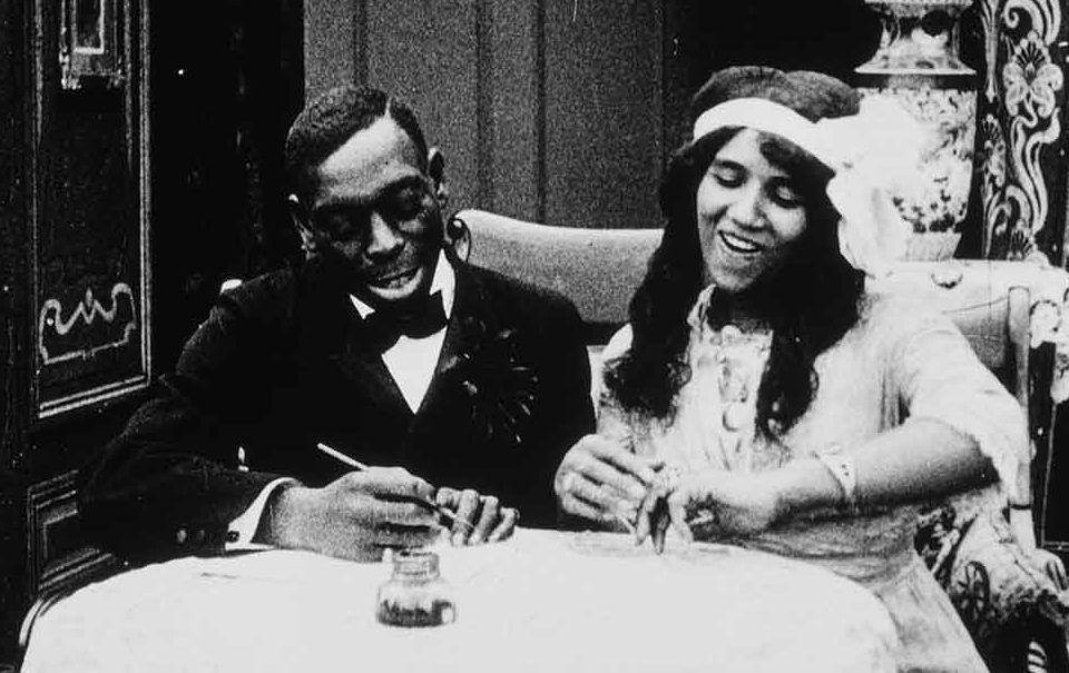Alice Guy Blache - Um Tolo e Seu Dinheiro (1912)