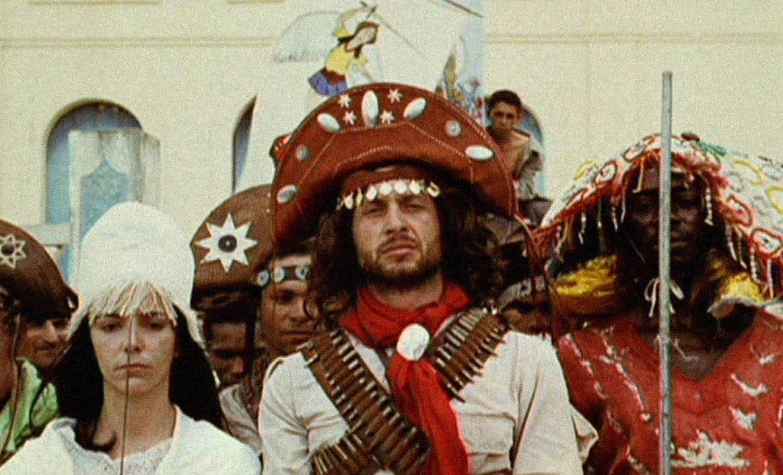 Cinema Novo O Dragão da Maldade contra o Santo Guerreiro (1969)