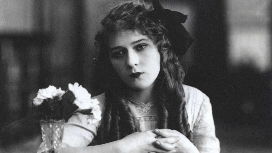 musas do cinema mudo Mary Pickford