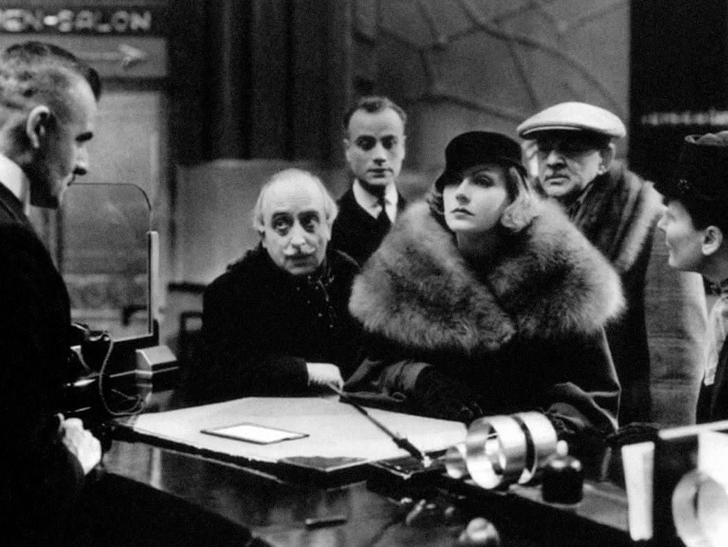 """Grande Hotel"" (1932), dirigido por Edmund Goulding"