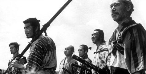 Os Sete Samurais – 1954 (Resenha)