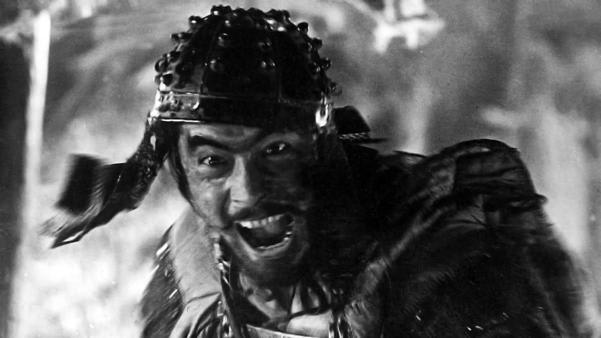 Os Sete Samurais - Akira Kurosawa
