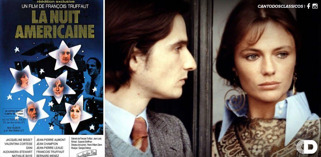 A Noite Americana(1973) - filme estrangeiro