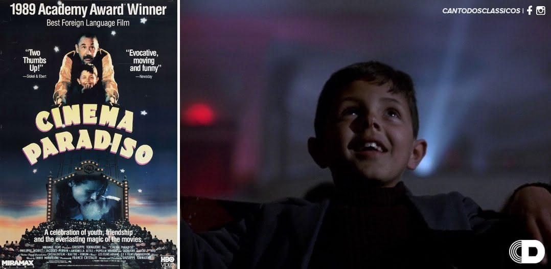 Cinema Paradiso(1988) - filme estrangeiro
