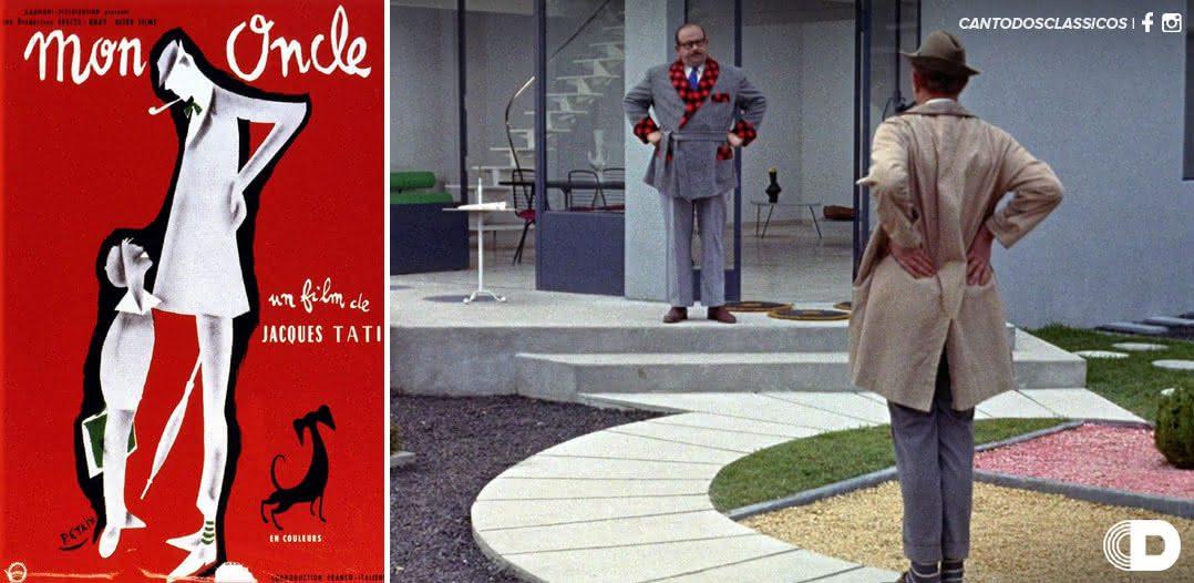 Meu Tio(1958) - filme estrangeiro