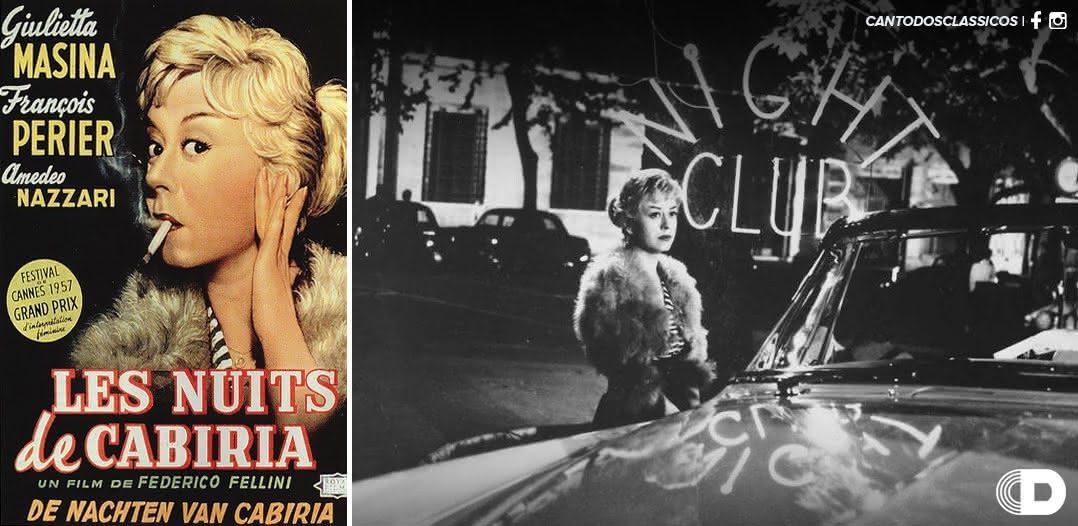 Noites de Cabíria(1957)