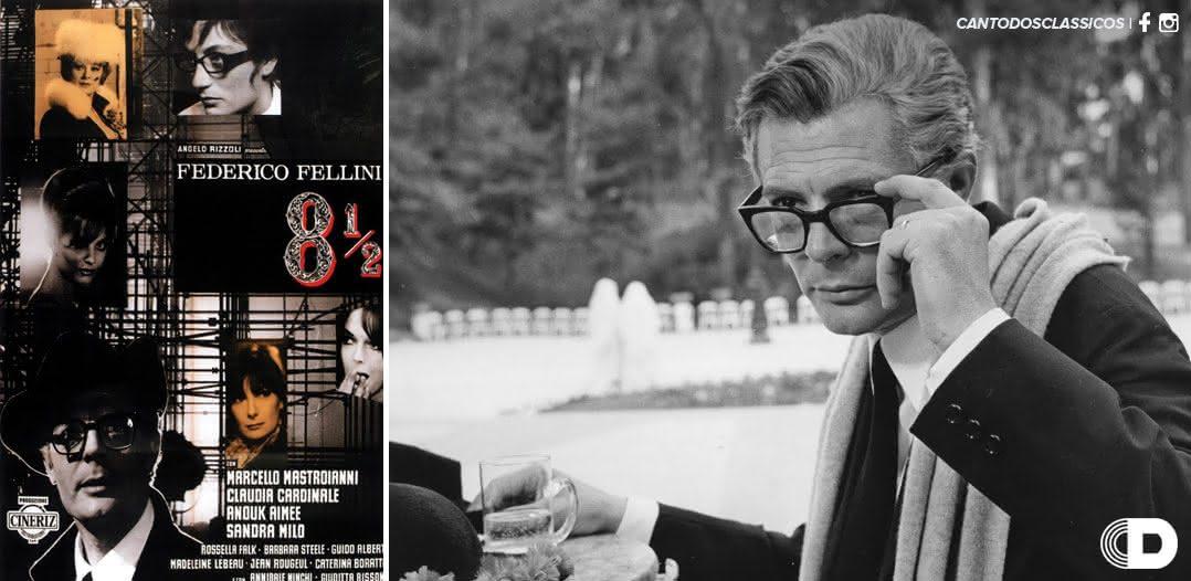8½(1963) - filme estrangeiro