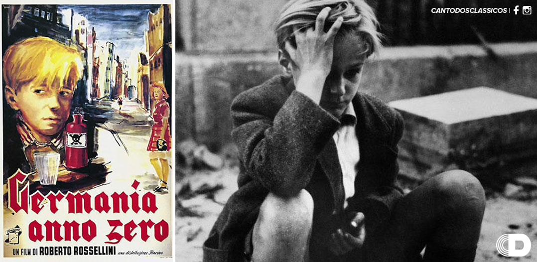 alemanha ano zero - Neorrealismo Italiano